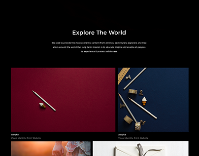 My Portfolio Web Site Design