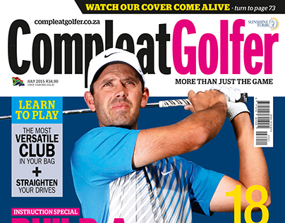 Compleat Golfer - July 2015