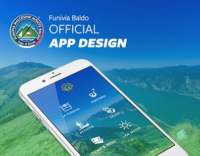 Funivia Baldo app