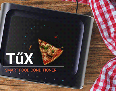 Samsung TUX - Smart Food Conditioner - 2017