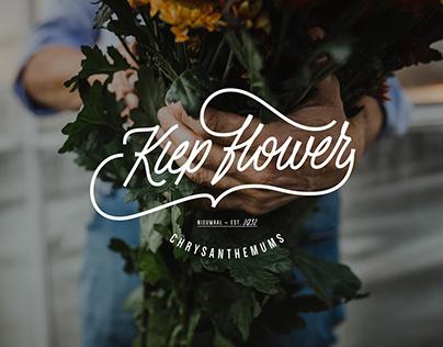 Branding floriculturist