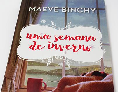 Uma semana de inverno | Book cover