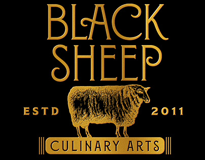 Black Sheep Culinary Branding