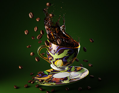 Coffee push