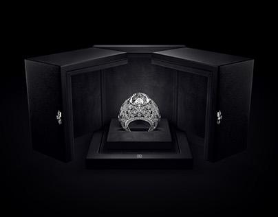Bague Diamant by Jeanne Karpov