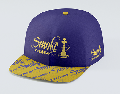 Smoke Delivery - Cap