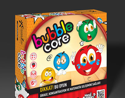 Bubble Core Box Design