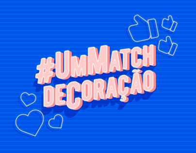 Campanha | Um Match de Coração JTI