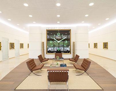 Panerai - Interiors