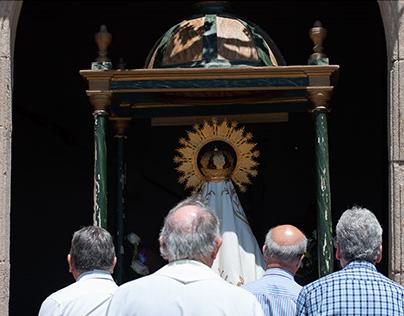 Ermita Virgen de Quintanares (Guadalajara) Spain