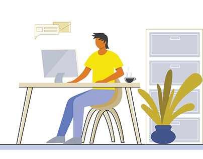 Working From Home - Freelancer