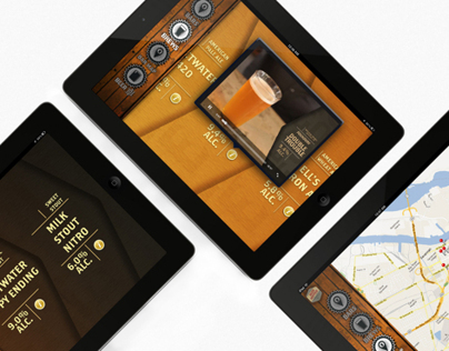 Beer Hopper iPad App