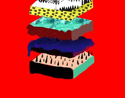 layer - Illustration