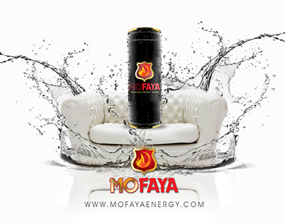 Mofaya Energy Drink Designs