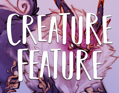 Creature Feature- Creature Design Challenge