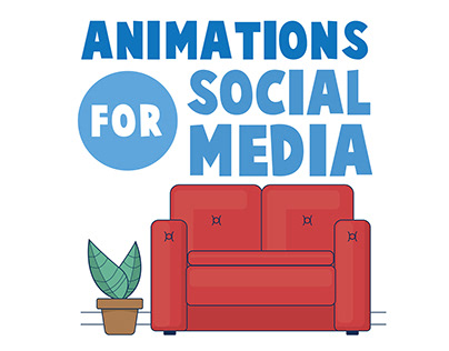 Animations for Social Media IBC