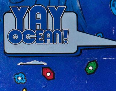 Yay Ocean!