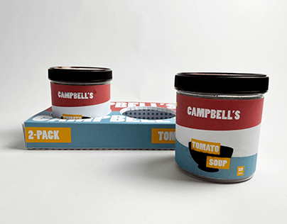 CAMPBELL'S SOUP REDESIGN