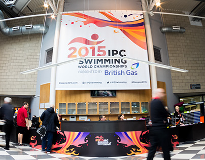 2015 IPC Swimming World Championships photography