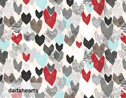dadahearts alllover