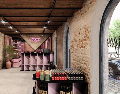Wine cellar Dionysos