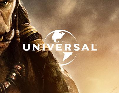 Universal Pictures Website