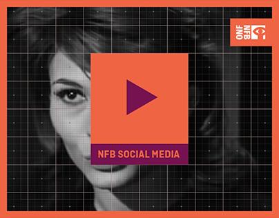 NFB/ONF | Social Media Branding