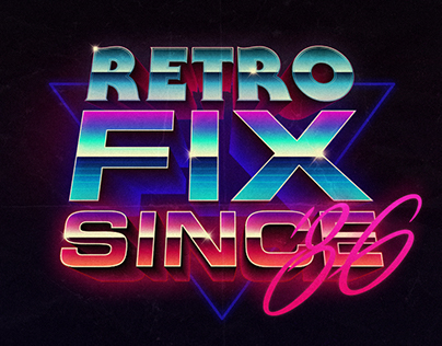 Retro Fix Since '86