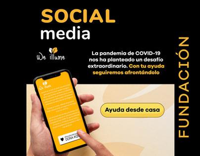Social media I Fundación