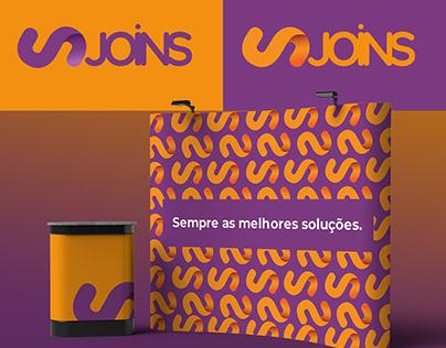 Criação de Logotipo - Joins