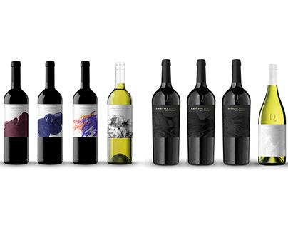 Quarell- wine labels