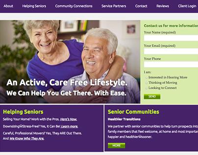 Active Senior Relocation Web Site