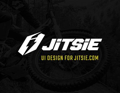 Jitsie - UI design