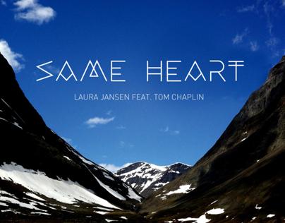Laura Jansen ft. Tom Chaplin - Same Heart