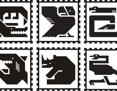 Maya Zoo Pictogram System