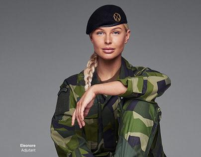 Försvarsmakten - Kom Som Du Är