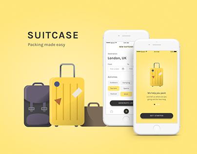 Suitcase app