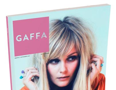 Gaffa Magazine
