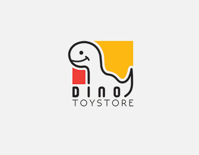 DINO TOY STORE -Branding Project