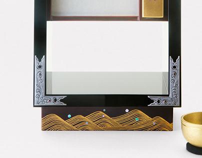 伝統的工芸品・彦根仏壇 ほとり