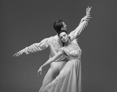 Poster Romeo&Juliet Ballet, 2019 USA Tour