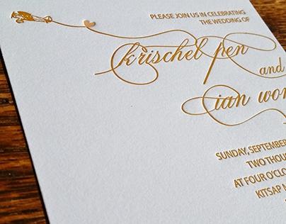 Kitsap Memorial Park Invitation