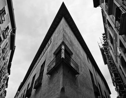 Palacio del Condestable / Tabuenca + Leache