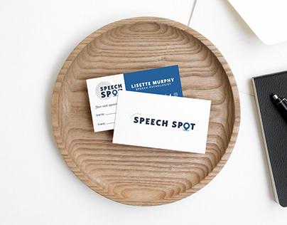 New Brand Design - Hunter Speech Spot