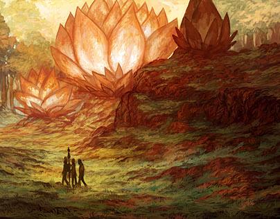Landscape Illustration IX