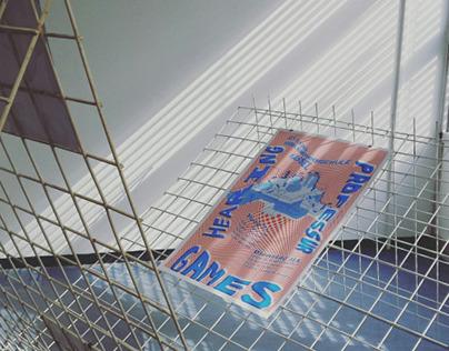 Screenprint Posters for Kunsthochschule Kassel