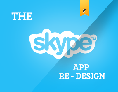 Skype | Mobile Re - Design