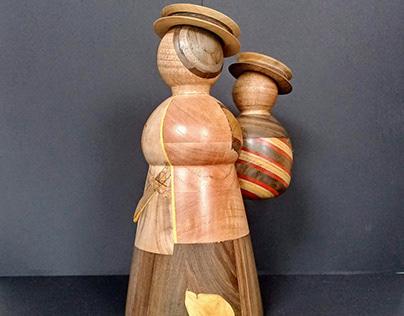 PROTECCIÓN ANCESTRAL GUAMBIANA