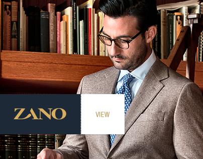 Zano - Website Proposal