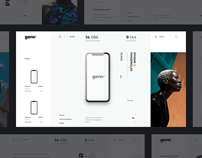 Concept Genii Store